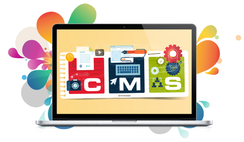 CMS Content Management Systems Website Design Services