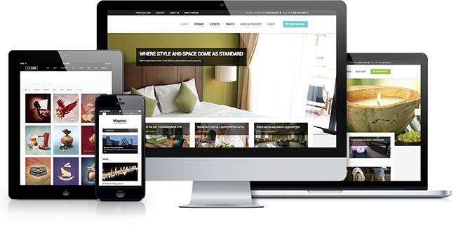 Responsive website Design company